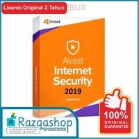 Avast Internet Security Original 1 PC – 2 Tahun Lisensi