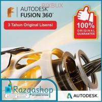 Autodesk Fusion 360 Ultimate Lisensi Original 3 Tahun