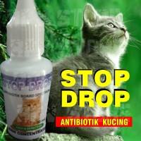 Antibiotik Kucing STOP DROP