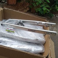 Arm DKT satria hiu kotak 2 tak model oval original DKT thailand