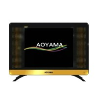AOYAMA LED TV 17 INCH SUPPORT USB MOVIES,VGA.HDMI