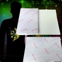 Transfer Paper Transmax Dark A4 (USA) TERMURAH / Kertas Transfer A4