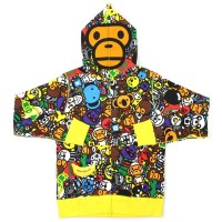 hoodie bape baby milo authentic
