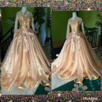 Baju pengantin baju penyanyi baju pesta fashion show