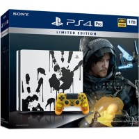PS 4 Pro 1TB Death Stranding Limited Edition