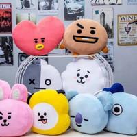 Bantal Pillow BTS koala Koya cooky chimmy tata mang BT21 ORIGINAL!!