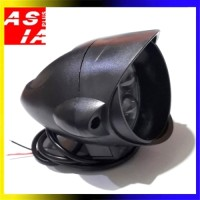 LAMPU TEMBAK SPAREPART L4G VARIASI SEPEDA MOTOR KODOK NEW 02 CR7 6 LED