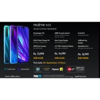 Realme 5 Pro ram 4gb rom 128gb garansi resmi