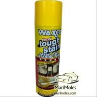 Waxco Tough Stain Cleaning Foam / Pembersih Jok Mobil
