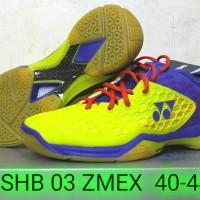 Sepatu Badminton Yonex SHB 03 ZMEX Asli ksj7342