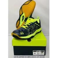 Sepatu Badminton Bulutangkis RS JEFFER JF 701 Original
