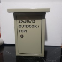 Box Panel Listrik 20x30 Outdoor / Box Panel 20x30 Topi