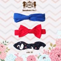 Bandana Baby & Balita - Petite Mimi