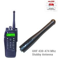 Antena Xir P8268 UHF P9268 Antene HT Motorola P8268 P9268 430-474Mhz m