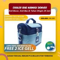 Tas Susu ASI dan Makanan Bayi NAIMAX Cooler Bag