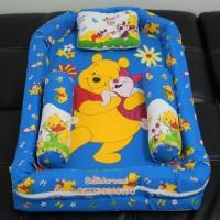 Terhot Kasur Bayi Kelambu Tenda Karakter Winnie The Pooh Murah