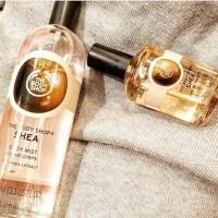 Paket Hemat Parfum The Body Shop Edt Body Mist Shea