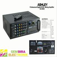 Murah Ampli Mixer Ashley KA 6500 300watt ORIGINAL