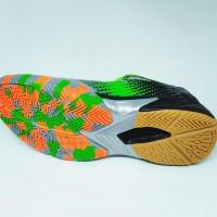 Sepatu olahraga specs quicker granite green original new 2018