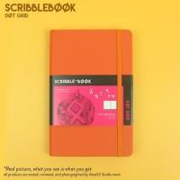 TERMURAH SCRIBBLEBOOK DOT GRID / BULLET JOURNAL / PLANNER BY AREA52 -