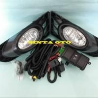 Best Seller Fog Lamp Lampu Kabut Honda Civic Fd 2009 2010 2011 Ka