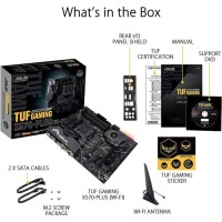 Motherboard ASUS TUF GAMING X570-Plus WIFI Socket AM4 Ryzen AMD ATX