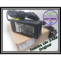 Charger Laptop Toshiba Satellite L510 A200 L500 L505 L515 ORI