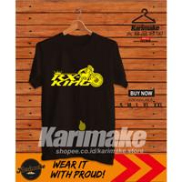 Kaos Baju Motor Yamaha RX King TS Kaos Otomotif - Karimake