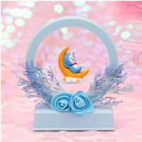 Doraemon gadis dekorasi kamar dekorasi hadiah ulang tahun