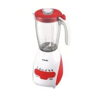 Philips - HR 2115 / 60 Blender Plastik 350W Tango 2L Merah