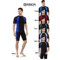 Baju renang pria / laki dewasa setelan