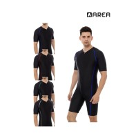 Baju renang diving polos pria dewasa