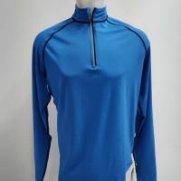 Baselayer Manset Baju Ketat Pakaiaan Apparel Olahraga Golf, Bola, Surf