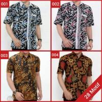 Kemeja batik pekalongan pria kemeja batik eksklusif baju batik modern