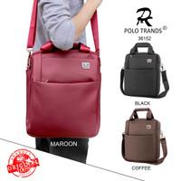 Polo Trands Sling Bag Kasual 8L 36152 - Tas Selempang Pria