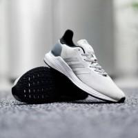Sepatu Pria Adidas Solar Ride Broken White Silver Original Termurah
