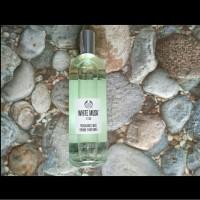 Parfum The Body Shop White Musk L eau Fragrance Mist 100ml Ori Reject