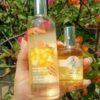 Paket The Body Shop Parfum Vanilla Edt 100ml Plus 30ml Ori Reject