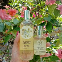Paket Hemat Parfum The Body Shop Moringa 100ml Plis 30ml Ori Reject