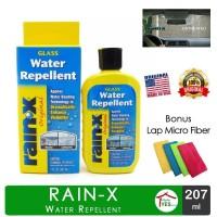 Rain X 207 ml Original USA Rainx Pelapis Kaca Anti Air