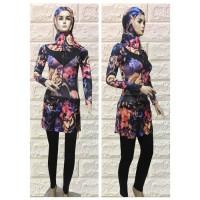 baju renang wanita muslim dewasa SALE khusus motif ini