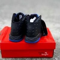 Sepatu Diadora Slam Original - Basket - Black - Hitam - Sport -