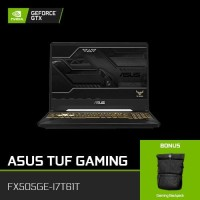 Laptop Gaming Asus TUF Gaming FX505GE I7T61T