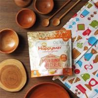 Happy Baby Organic Oats & Quinoa Cereal 198 gr