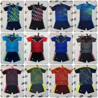 DISKON Baju Kaos Futsal/Bola Anak Junior Nike Adidas Puma Stelan