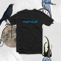 Kaos Pijet+Plus dengan Kearifan Lokal