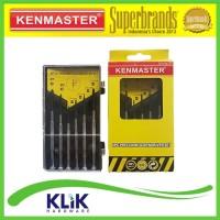 Kenmaster Obeng Jam Kacamata Set 6 Pcs Mini Kecil