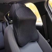 MALUOKASA Bantal Leher Kursi Mobil Ergonomis 3D Memory Foam Pillow M3D