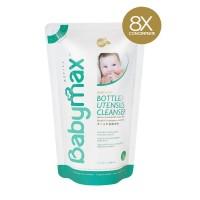 Babymax Bottle & Utensils Cleanser Sabun Cuci Botol Refill 450Ml