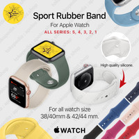 Apple Watch iWatch Strap Band Milanese Nylon Woven Nike Rubber Silicon